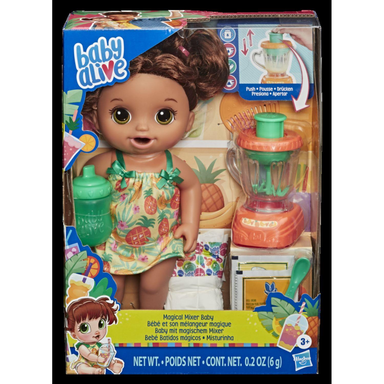 BABY ALIVE Ba Magical Mixer Baby Pineapple Varios Muñecas