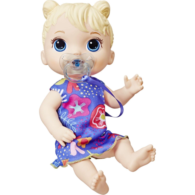 BABY ALIVE Ba Baby Lil Sounds Bld Hair Varios Muñecas