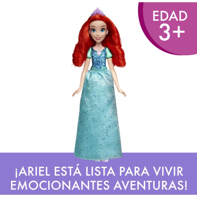 Princesas Dpr Shimmer Ariel Varios Muñecas