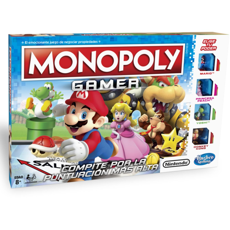 MONOPOLY Monopoly Gamer Varios Juegos de mesa