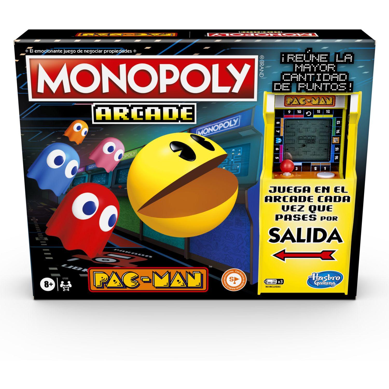 MONOPOLY Monopoly Arcade Pacman Varios Juegos de mesa
