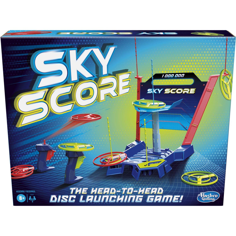 GAMING-HASBRO Sky Score Varios Juegos de Mesa
