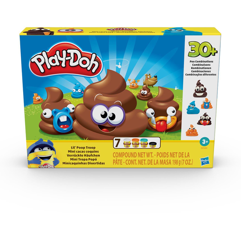 PLAY-DOH Pd Lil Poop Troop Varios Modelado y Escultura