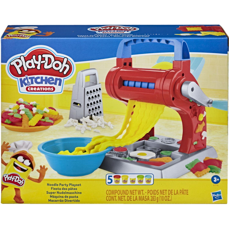 PLAY-DOH Pd Noodles Reinvention Varios Modelado y Escultura