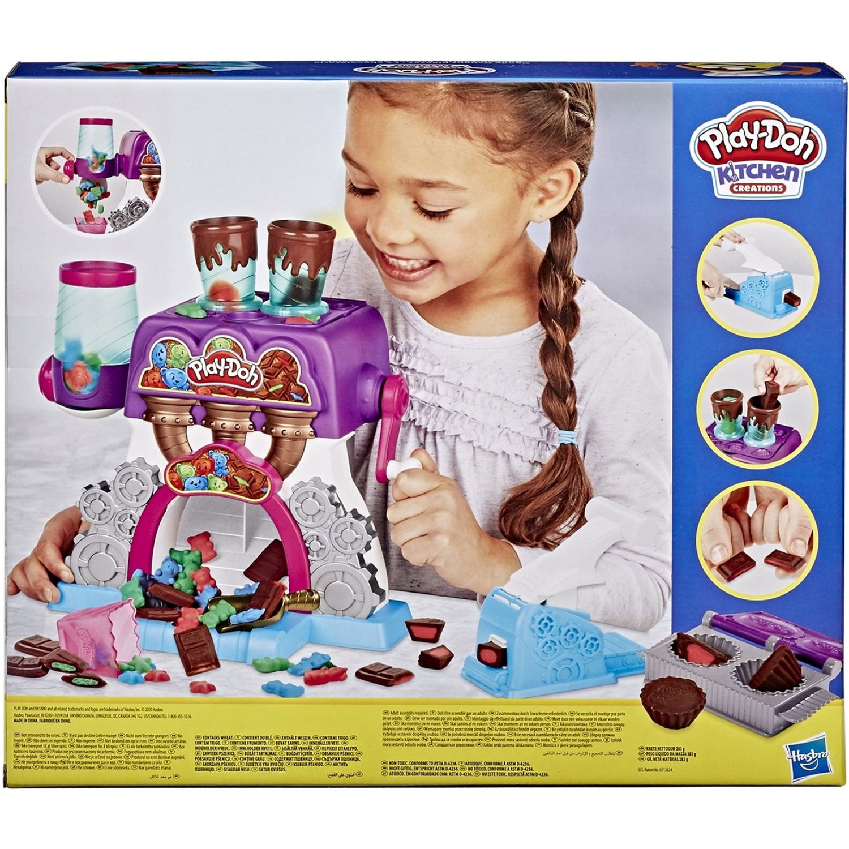PLAY-DOH Pd Candy Delight Playset Varios Modelado y Escultura