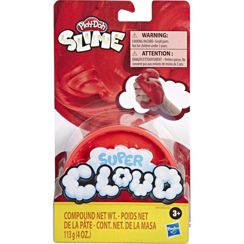 PLAY-DOH Pd Super Cloud Red Varios Modelado y escultura