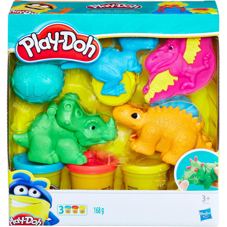 PLAY-DOH Pd Dino Tools Varios Modelado y escultura