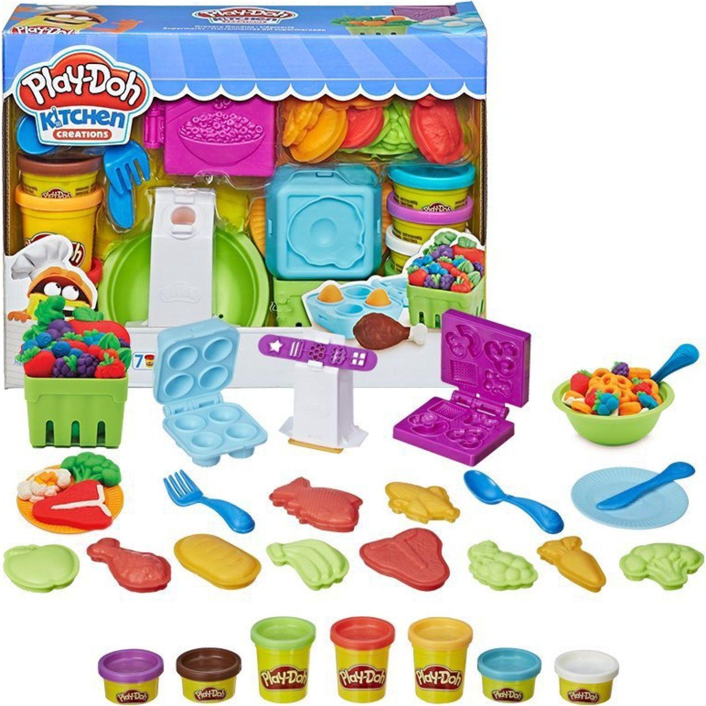 PLAY-DOH Pd Grocery Goodies Varios Modelado y Escultura