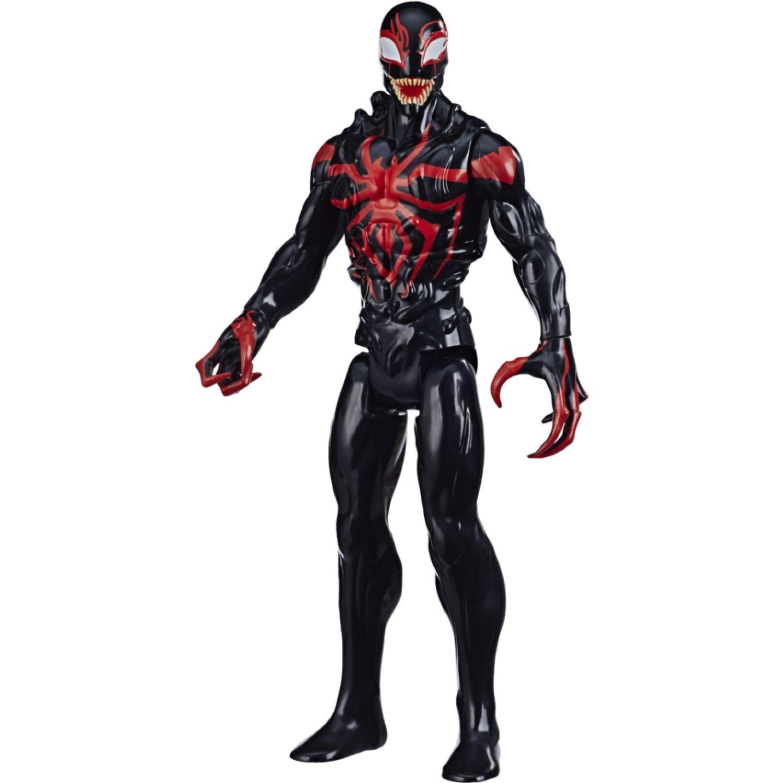 SPIDER-MAN Spd Max Venom Titan Miles Morales Varios Figuras de Acción