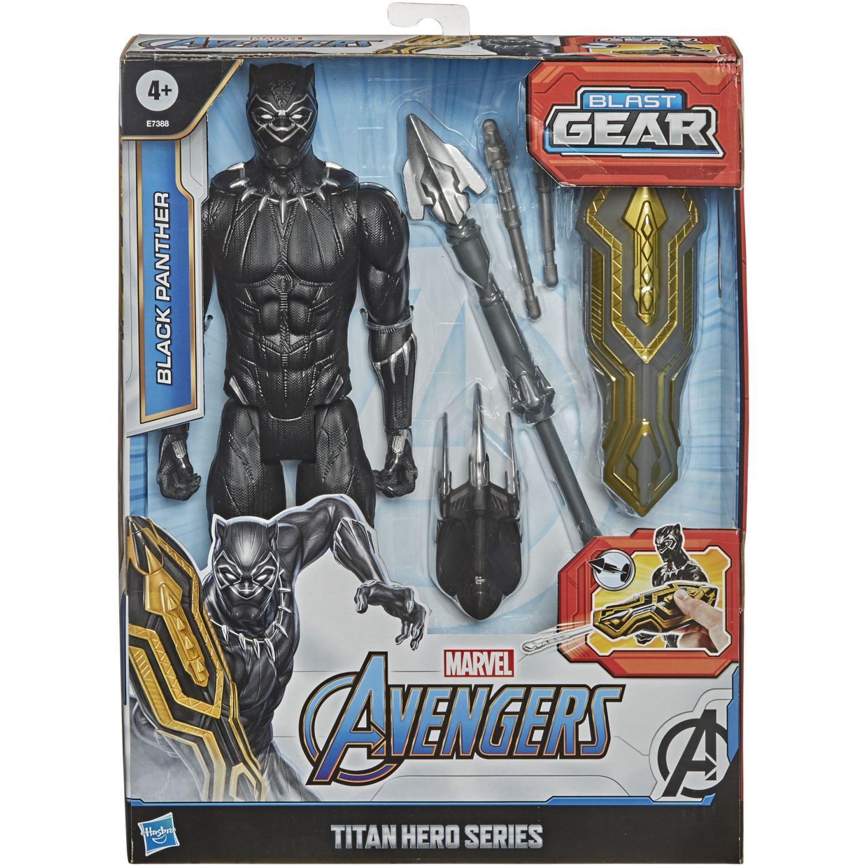 Avengers AVN TITAN HERO INNOVATION BP Varios Figuras de Acción
