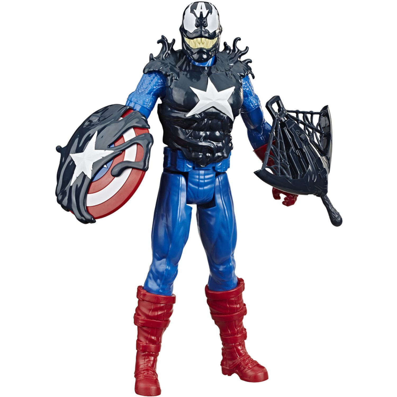 SPIDER-MAN Spd Titan Hero Innovat. Excl Max Venom Varios Figuras de Acción