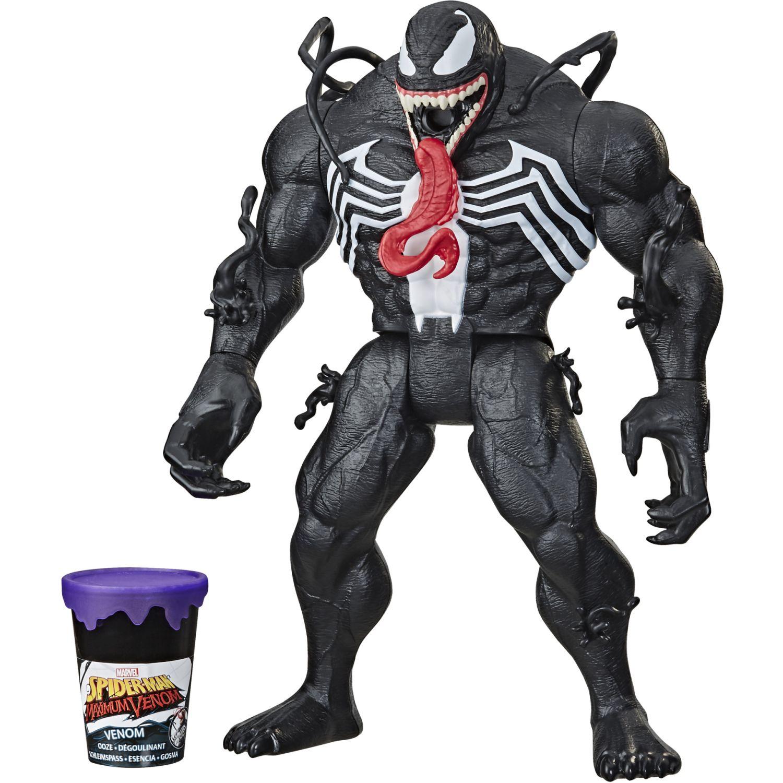 SPIDER-MAN Spd Venomized Feature Figure Varios Figuras de acción
