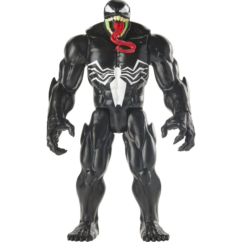 SPIDER-MAN Spd Titan Hero Max Venom Varios Figuras de acción