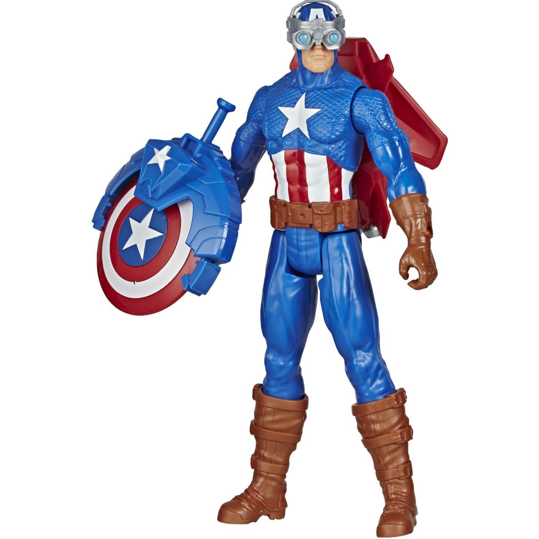 Avengers Avn Titan Hero Innovation Cap Varios Figuras de acción