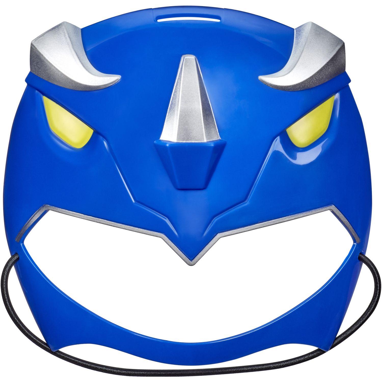 POWER RANGERS Prg Mmpr Classic Blue Ranger Mask Varios Antifaces