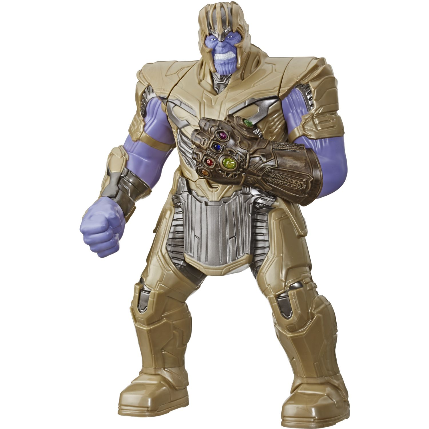 Avengers Avn Power Punch Thanos Varios Antifaces