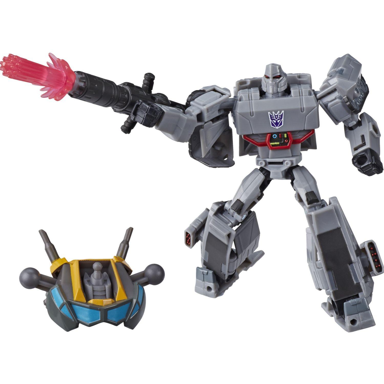 Transformers Tra Cyberverse Deluxe Megatron Varios Figuras de acción