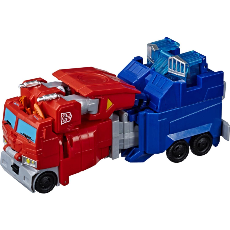 Transformers Tra Cyberverse Ultimate Optimus Prime Varios Figuras de acción