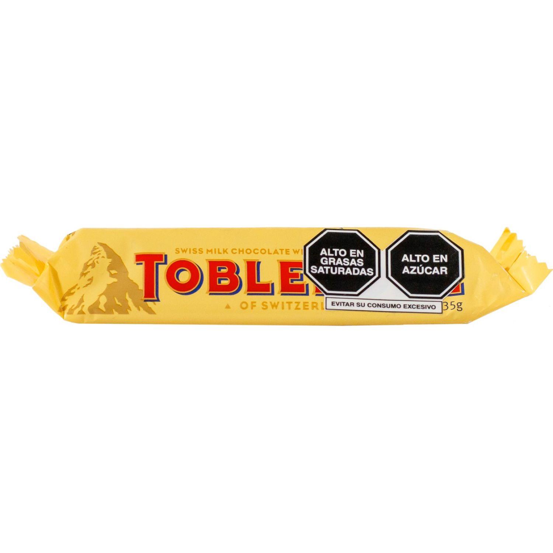 Toblerone Toblerone De Leche  35gr Sin color Surtidos de dulces y chocolate