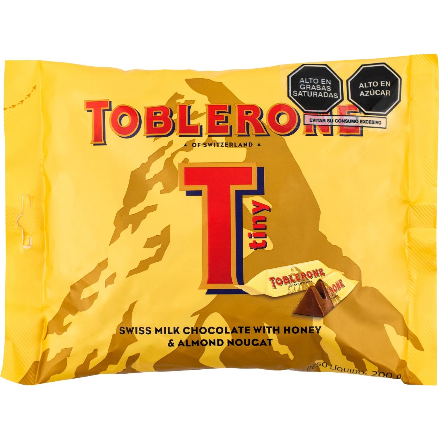 Toblerone Toblerone Tiny Milk 200g Sin color Surtidos de dulces y chocolate