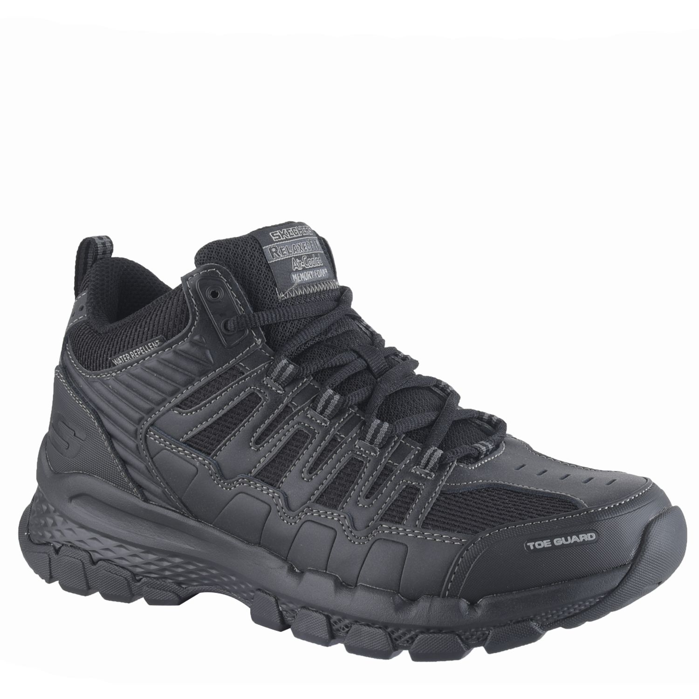 Skechers Outland 2.0 Negro / negro Para caminar