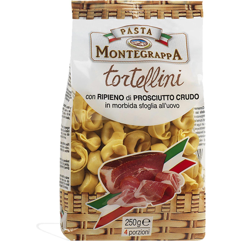 MONTEGRAPPA Tortellini Con Prosciutto Crudo Sin color Pastas