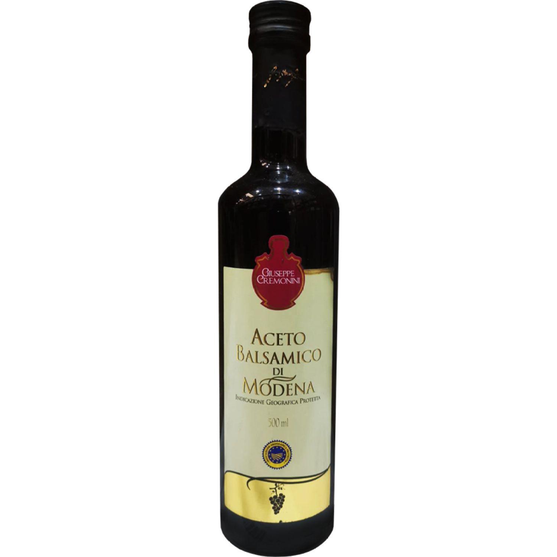 CREMONINI Vinagre Balsamico Giuseppe 500ml Sin color Balsámico