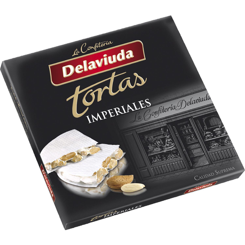 Delaviuda Torta Imperial 200 Gr Sin color Traditional & International Sweets