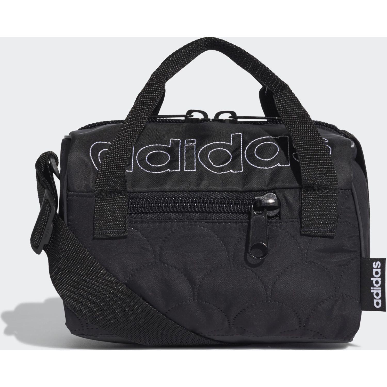 Adidas T4h Q Duffle Negro Bolsos de gimnasio