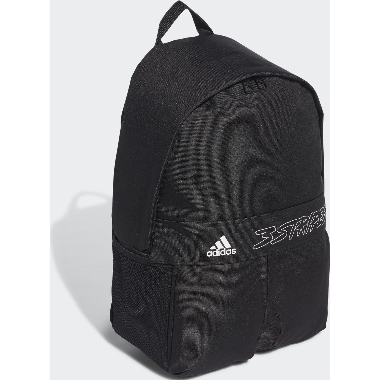 Adidas Classic Bp Web Negro Mochilas Multipropósitos