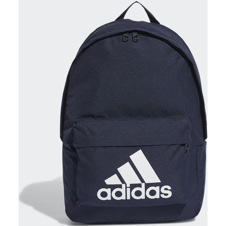 Adidas Classic Bp Bos Azul Mochilas Multipropósitos