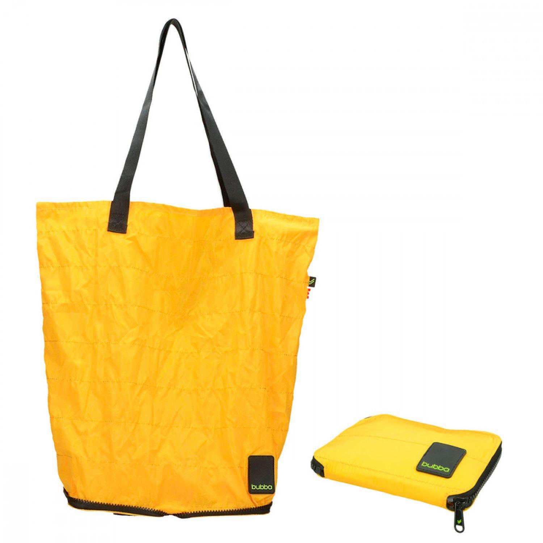 BUBBA BAGS Shopping Bag Amarillo Bolsos de gimnasio