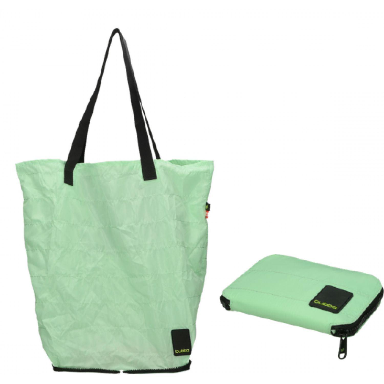 BUBBA BAGS Shopping Bag Verde Agua Bolsos de gimnasio