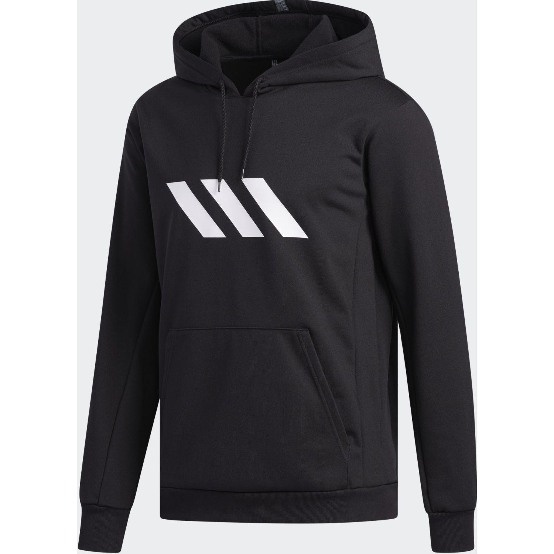 Adidas SPT BB PO Negro Hoodies Deportivos