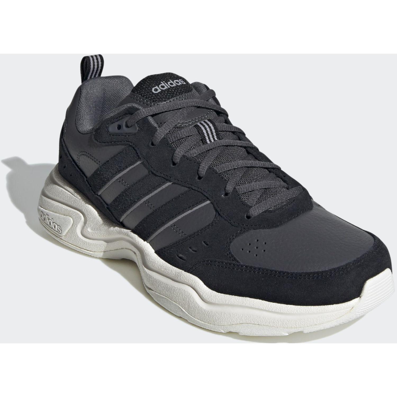 Adidas Strutter NEGRO / GRIS Walking