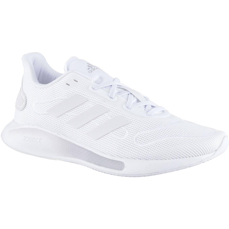 Adidas Galaxar Run W Blanco Running en pista