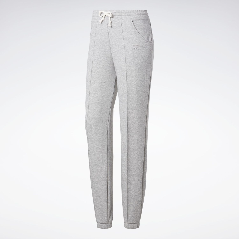 Reebok Te French Terry Pant Gris Pantalones deportivos