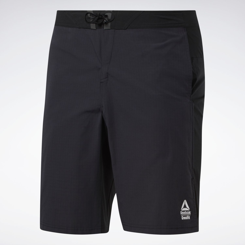 Reebok Rc Epic Cordlock Ts Negro Shorts Deportivos