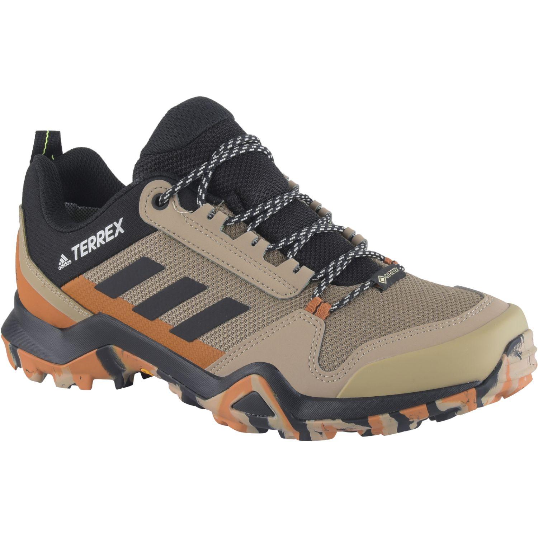 Adidas Terrex Ax3 Gtx Marron Calzado hiking