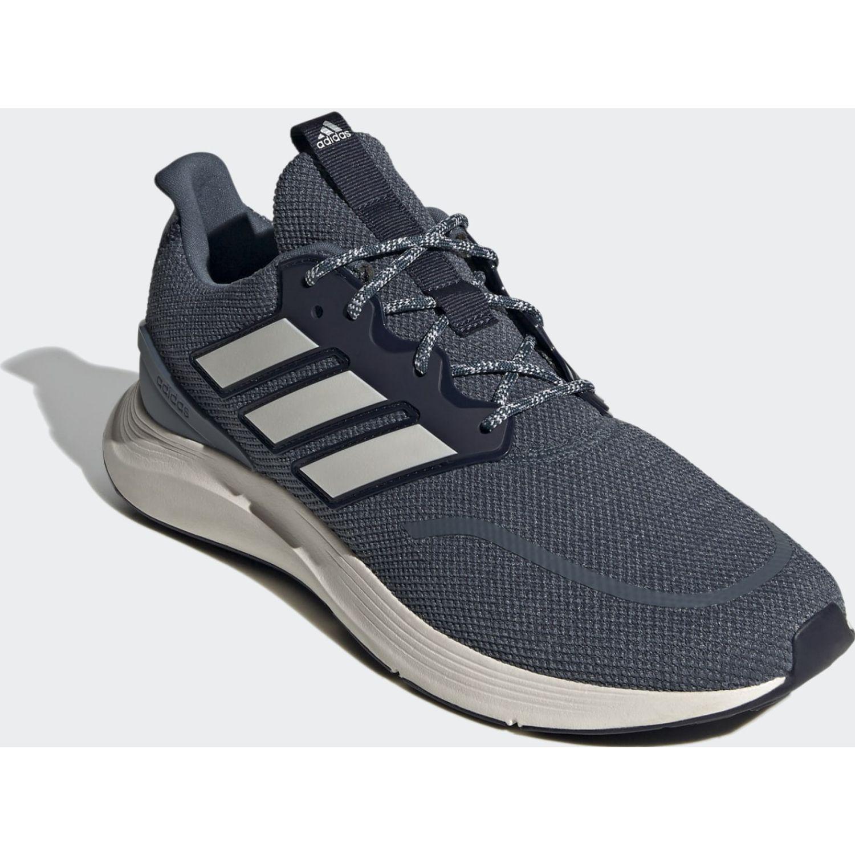 Adidas Energyfalcon Acero Running en pista