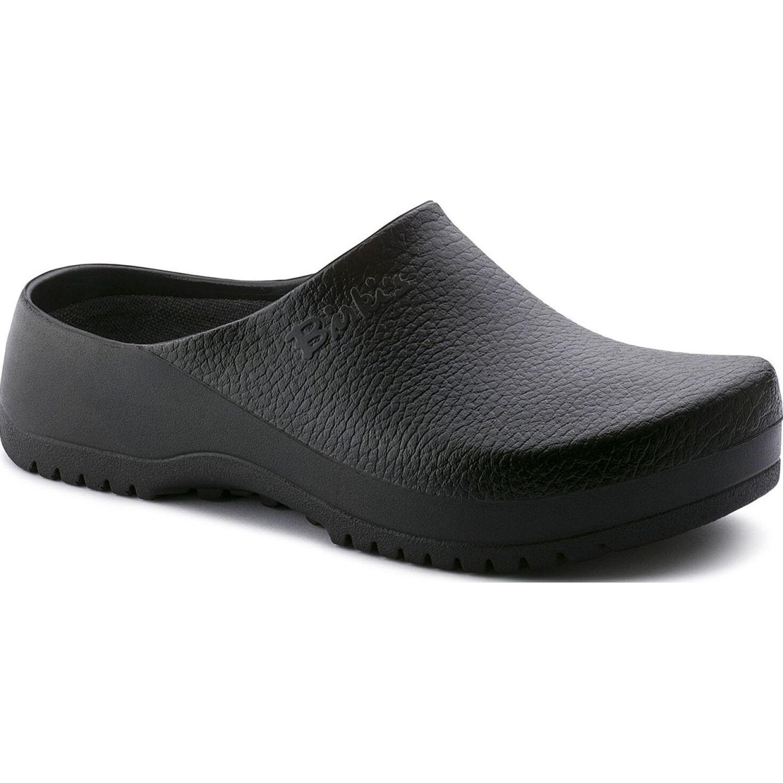 Birkenstock Zapato Profesional Super Birki Negro Sandalias deportivas y slides