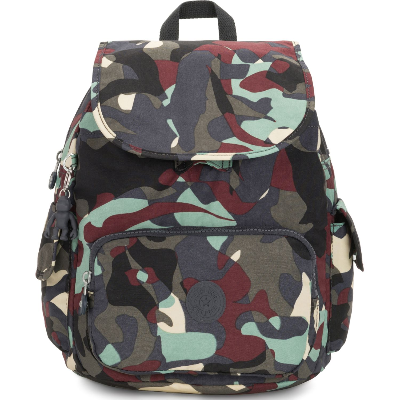 Kipling Mochila City Pack S Militar mochilas