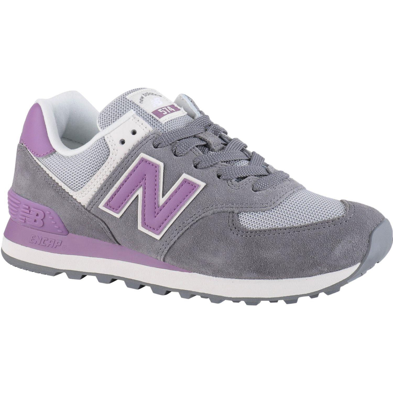New Balance N.Balance Zapatilla Wl574ldb Gris 6 Gris Para caminar