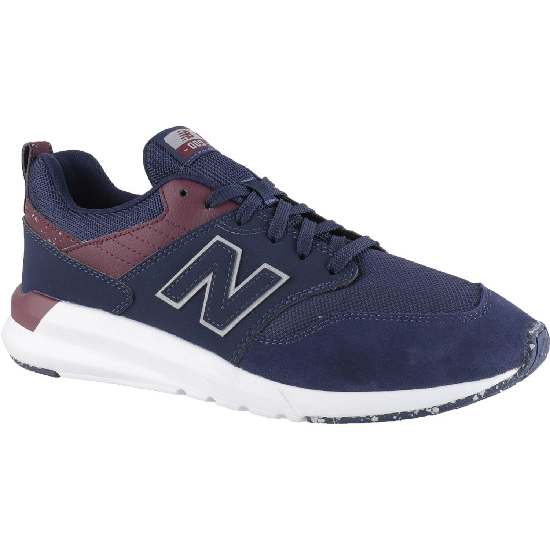 New Balance N.Balance Zapatilla Ms009or1 Azul Para caminar