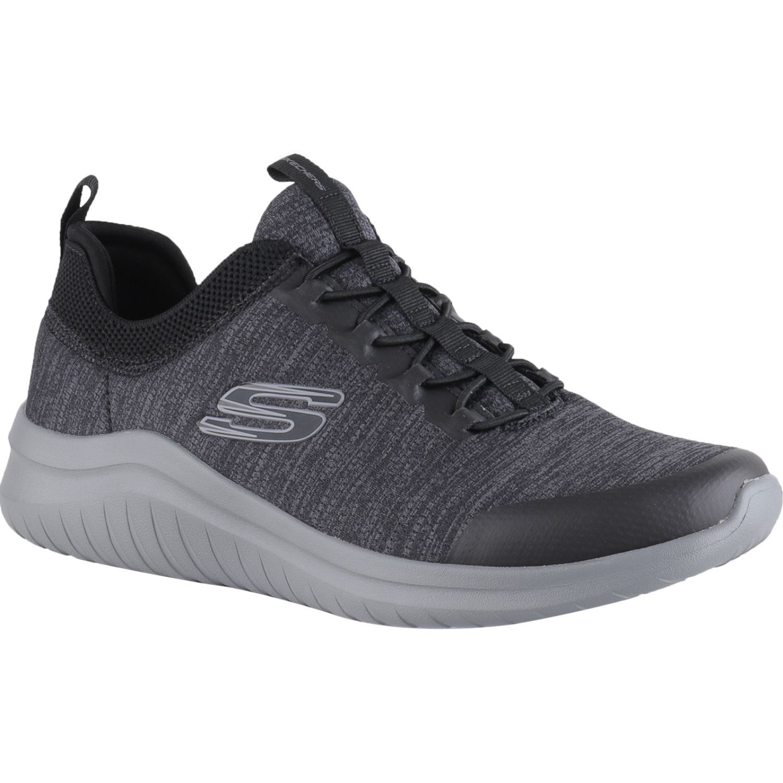 Skechers Ultra Flex 2.0 Gris / negro Para caminar