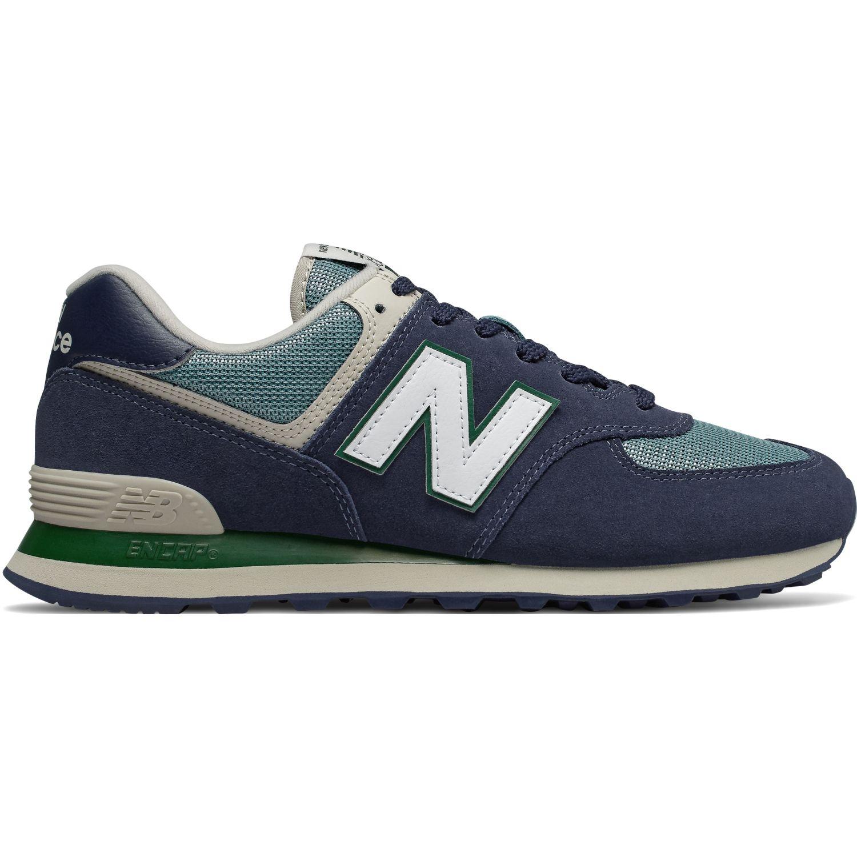 New Balance N.Balance Zapatilla Ml574erk Azul Para caminar