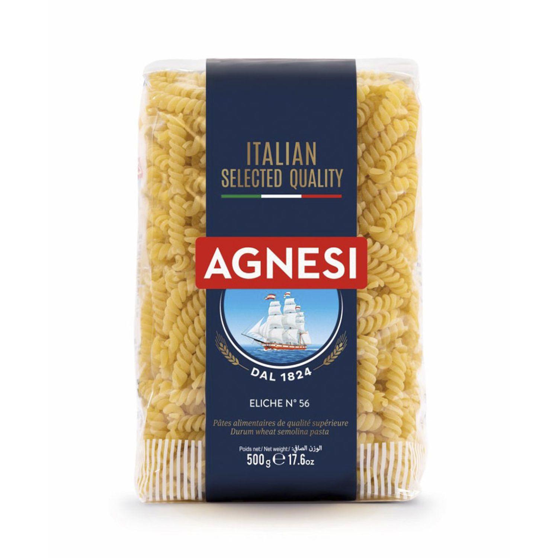 AGNESI Eliche #56 500g Sin color Pastas