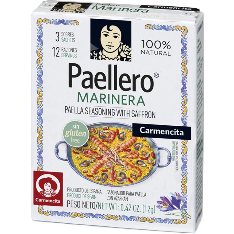 Carmencita Paellero Marinera Estu. X 3 Sob. Sin color Paella