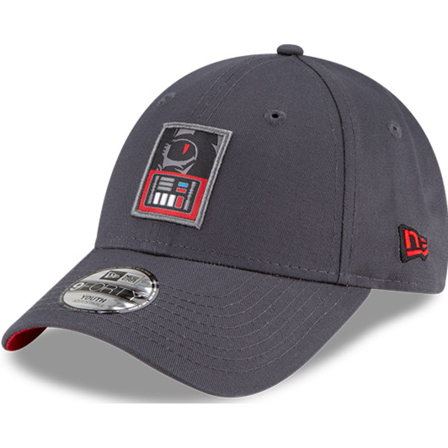 NEW ERA Jr 940snap Patch B6 Da Vader Dk Grh DARK GREY Sombreros y gorros