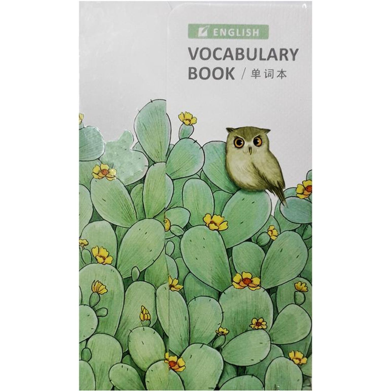 LANGUO Libreta Cactus Lg-21480 Varios Cuadernos sujetos